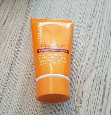 LANCASTER TAN MAXIMIZER AFTER SUN Soothing Moisturizer, 50 ml