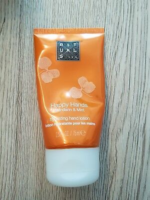 Rituals Handcreme Happy Hands Mandarin Mint  Hand Lotion