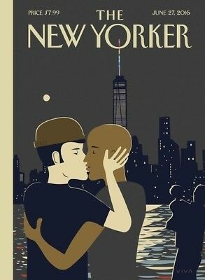 The New Yorker Magazin 27. Juni 2016 (27.06.2016)