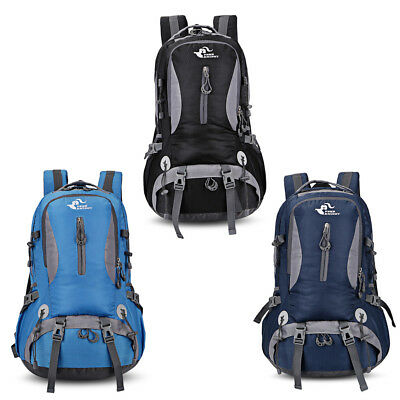 Lightweight  30L Water Resistant Climbing Hiking Backpack For Outdoor Sports