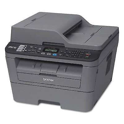 Brother MFC-L2700DW All-In-One Laser Printer Copier