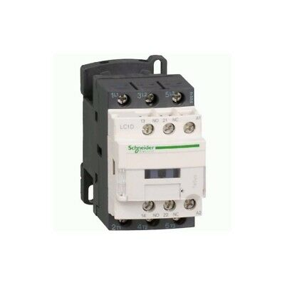 LC1D25P7 Schneider Electric Tesys D 3 Pole Contactor, 3NO, 25 A, 11 kW, 230 V