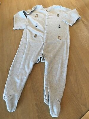 the little white company sleepsuit, babygrow, nursery, kids clothes, children's
