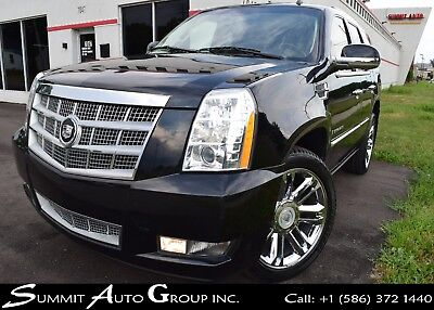 2008 Cadillac Escalade LUXURY PLATINUM EDITION AWD CLEAR TITLE