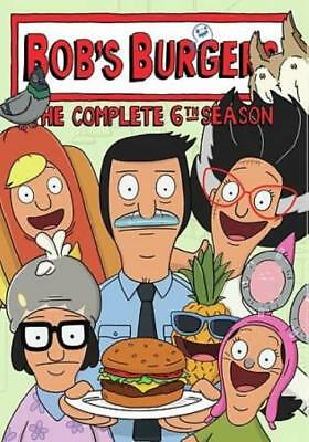 Bob's Burgers: The Complete 6Th Season New Dvd