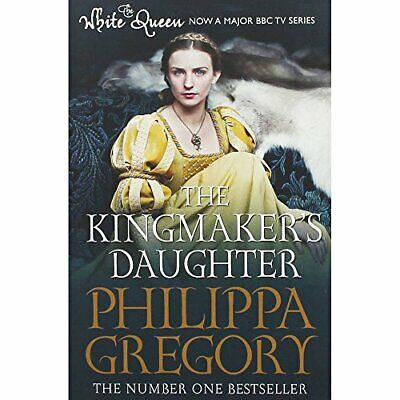 Kingmaker's Daughter Book The Cheap Fast Free Post