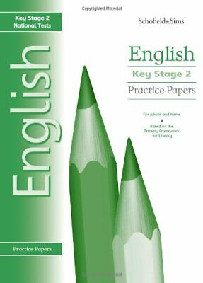 Key Stage 2 English Practice Papers: Years 3 - 6 by Carol Matchett Paperback The
