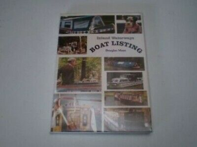 Inland Waterways Boat Listing Paperback Book The Cheap Fast Free Post