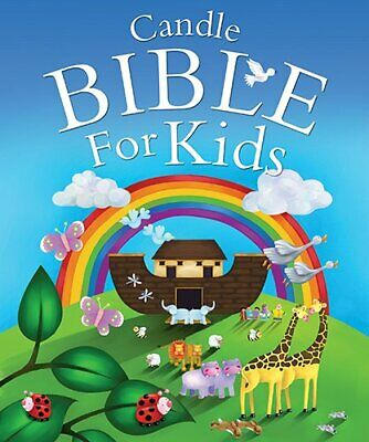 Candle Bible for Kids by Juliet David Hardback Book The Cheap Fast Free Post