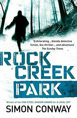 Rock Creek Park by Conway, Simon Book The Cheap Fast Free Post