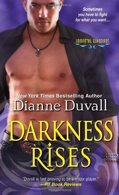 Darkness Rises (Immortal Guardians) by Duvall, Dianne Book The Cheap Fast Free