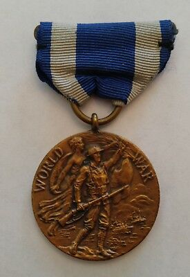 State of New York WW1 Service Medal #43399