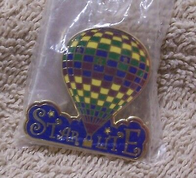 Star Lite Balloon Pin