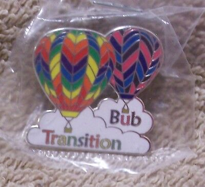 Bub Transition Balloon Pin