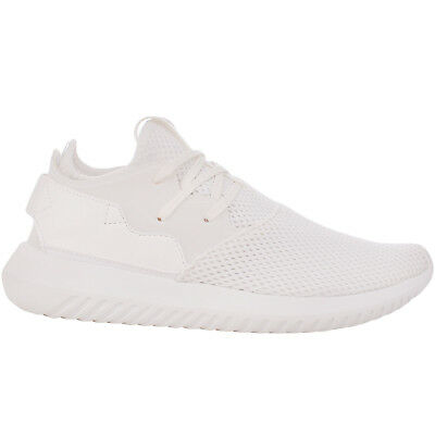huge selection of 1da6b 4c9d6 adidas Originals Womens Tubular Entrap Casual Trainers Sneakers Shoes -  White