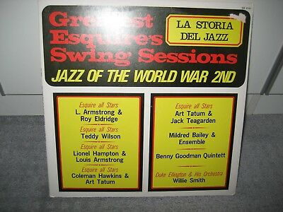 """LP V.A. """"Greatest Esquire´s Swing Sessions"""" (Joker Records)"""