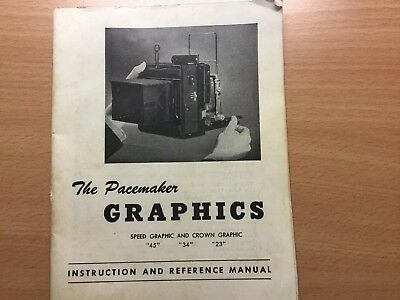 The Paccemaker Graphics Speed And Crown Inst Book