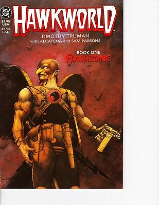 Hawkworld Book One: Flashzone Hawkman FREE SHIPPING AVAILABLE!