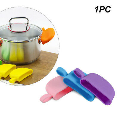 Safe Pot Silicone Kitchen Utensil Handle Cover Anti-scalding Grip Sleeve