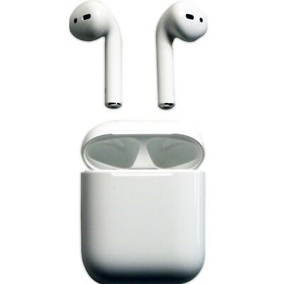 Apple Airpods MMEF2BE/A weiß In-Ear Bluetooth Kopfhörer Ohrhörer Headset