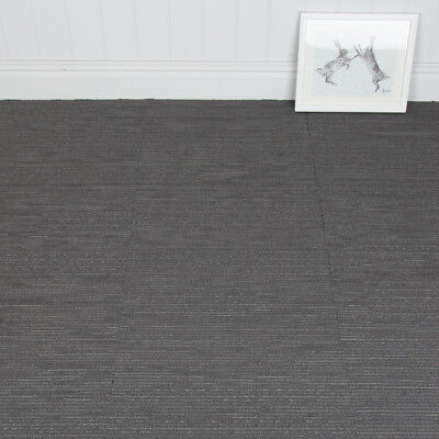 10 x Tessera Carpet Tiles - Arran Design - Dove - 2.5m2