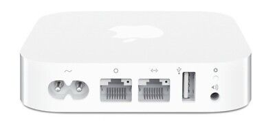 Apple AirPort Express 2nd Generation 600 Mbps 10/100 Wireless N Router A1392