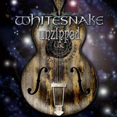 Whitesnake - Unzipped (2 Cd) New Cd