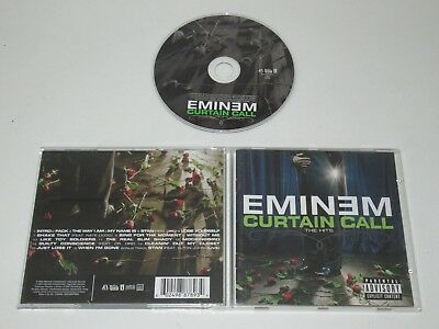 Eminem/curtain Call The Hits(Aftermath/shady/interscope  0602498878934) Cd Album