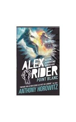 ALEX RIDER MISSION 2: POINT BLANC Book The Cheap Fast Free Post