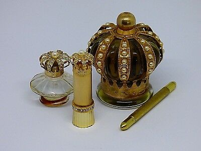 TRES RARE. Ensemble objet MYRNA PONS. Salvatore DALI.Collection. PERFUME.