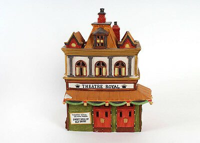 "Department 56 Heritage Collection Dicken's Village Series ""Theatre Royal"" #55840"