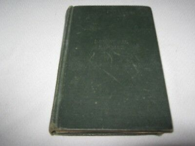 1965 Ritual Of The Illustrious Order Of The Red Cross  Small Book