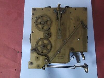 Enfield 5 Hammer 4X4 Mechanism  From An Old  Mantle Clock Spares Repair Ref Ki