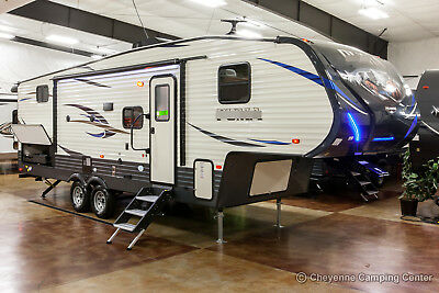 New 2019 286RBSS Bunkhouse 5th Fifth Wheel For Sale with Bunks Outdoor Kitchen