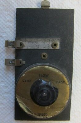American Flyer? Speed Control Track Clip? Who Made This? Anyone? Free Shipping!