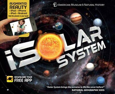 iSolar System by Carlton Books Limited Book The Cheap Fast Free Post