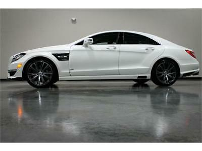 2012 CLS-Class AMG BRABUS 620HP 2012 MERCEDES BENZ CLS63 AMG BRABUS 620HP $140K NEW SUPER RARE MINT INSIDE OUT!!