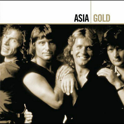 Asia GOLD Best Of 36 Essential Songs GREATEST HITS Geffen NEW SEALED 2 CD
