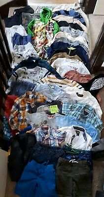 Massive Bundle Of Boys Clothes 3-4years #312 MONSOON NEXT H&M TRESPASS ZARA-many