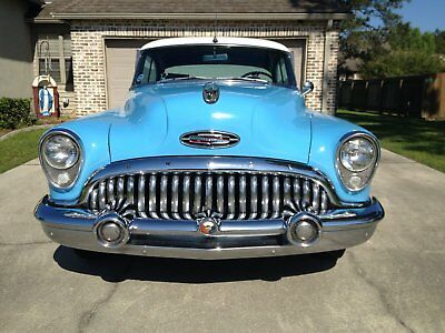 1953 Buick Other Riviera 1953 Buick Special Hardtop Riviera