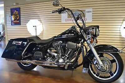 2007 Harley-Davidson Touring  2007 Harley Davidson Road King FLHR Touring Custom Clean Title Ready to Ride Now
