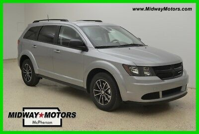 2018 Dodge Journey SE 2018 SE New 2.4L I4 16V Automatic FWD SUV Premium