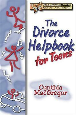 The Divorce Helpbook for Teens by Cynthia MacGregor (English) Paperback Book Fre