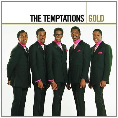 The Temptations GOLD Best Of 36 Essential Songs GREATEST HITS New Sealed 2 CD
