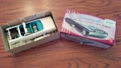 AMT 1962 Pontiac Convertible 3 In 1 Kit K612 Already Started LooksTo Be Complete