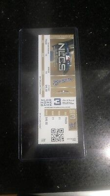 2018 MILWAUKEE BREWERS Christian Yelich  TICKET STUB NLCS Game #6 10-19-2018
