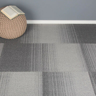 4 x Cometlines Carpet Tiles Titan Fade - 1m2