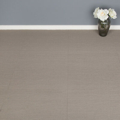 4 x Cometlines Carpet Tiles Warm Grey - 1m2