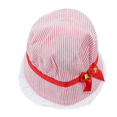 1 Set Lace Colorful Baby Fisherman Hat for Girls Baby With High Quality TL