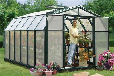 Rion Hobby Gardener 2 Twin Wall - 8 ft. x 12 ft. [ID 3096368]